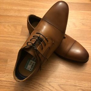 NEW Steve Madden Leather Shoes Men's Size 10.5